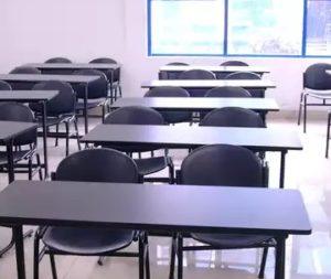 Pomieszczenia w szkole po niemiecku