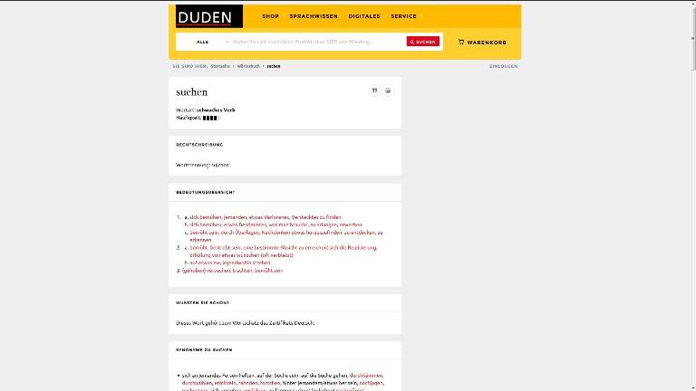 Strony do nauki niemieckiego